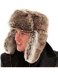 Ushanka Trapper Russian style A782 (58cm)