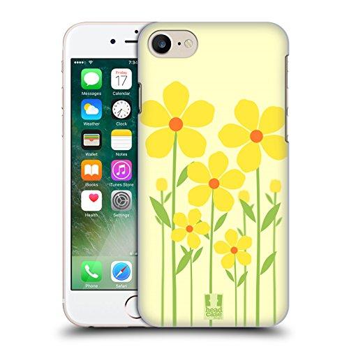 Head Case Designs Pâquerette Fleurs Romantiques Étui Coque D'Arrière Rigide Pour Apple iPhone 4 / 4S Fleur Fausse