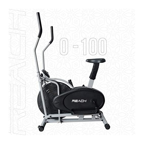 Reach Orbitrek Exercise Cycle and Cross Trainer (Multi-Color)