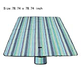 Picnic Blanket YIMAN Large Waterproof Picnic Mat Light Weight for Camping Travel Outdoor Travel Beach