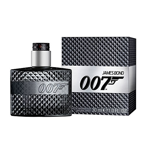 James Bond 007 Herren Parfüm - Eau de Toilette Natural Spray I - Unwiderstehlich-frischer Herrenduft - perfekter Sommerduft gepaart mit britischer Eleganz - 1er pack (1 x 30ml) (Wie Man Wie James Bond)