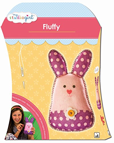 university-games-82241-kit-de-loisirs-creatifs-my-studio-girl-fluffy