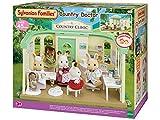 Sylvanian Families Country Doctor-Clinic Mini muñecas y Accesorios, (Epoch 5096)