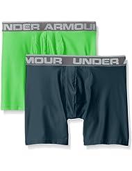 Under Armour Herren Sportswear - Unterhosen Sportswear - Unterhose O Series 6 Zoll Boxerjock 2 Pk