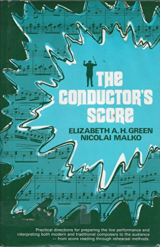 Conductor's Score
