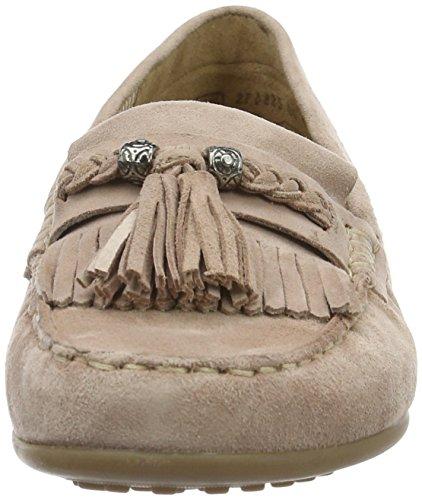 Gabor Chaussures À La Mode, Mocassin Rose Femme (antikrosa 10)