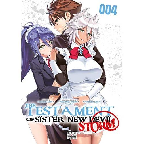 The Testament of sister new devil storm T04