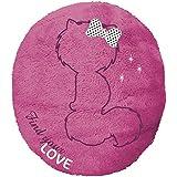 Nici 39196 - Ayumi Be You Kissen Love, rosa