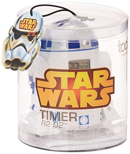 Aubecq 500275 R2D2 Star Wars digitaler Timer