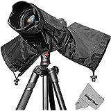Beaspire Protector Antilluvia Impermeable de Cámara Réflex DSLR Cubierta de la Lluvia para Canon Nikon Sony Olympus Fuji Panasonic Pentax