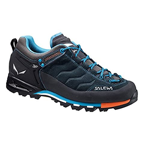 SALEWA Ws Mtn Trainer Gtx, Women's High Rise Hiking, Black (0787 Carbon/Pagoda), 7.5 UK