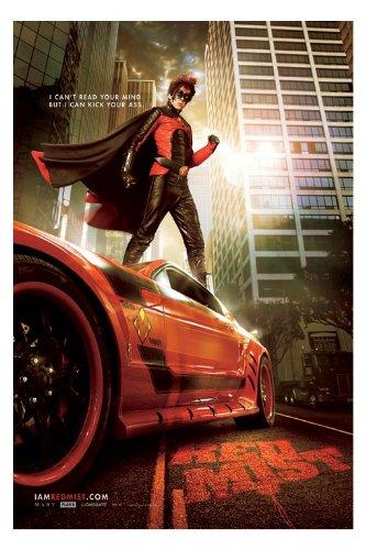 Kick Ass - Poster - Red Mist + Ü-Poster