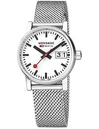 Mondaine Damen-Armbanduhr MSE.30210.SM