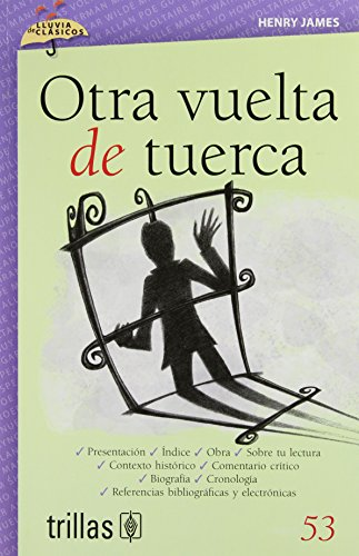 Otra vuelta de tuerca / The Turn of the Screw (Lluvia de clasicos / Rain of Classics) por Henry James
