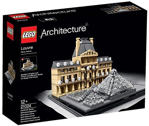 LEGO Architecture Louvre Building Set