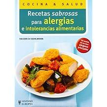 Recetas sabrosas para alergias e intolerancias alimentarias (Cocina & salud)