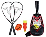 Talbot Torro Speed 7000 Badminton in Slingbag, Nero