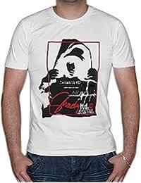 S&LU super modernes Herren T-Shirt mit mega angesagtem Print Gr.: S-XXL