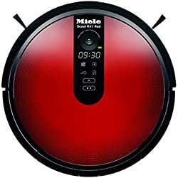 Miele RX1 Scout Robotic Vacuum Cleaner, 11 W, Red (UK Stock)