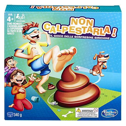 Hasbro Gaming - Non Calpestarla! (Gioco in Scatola), E2489103