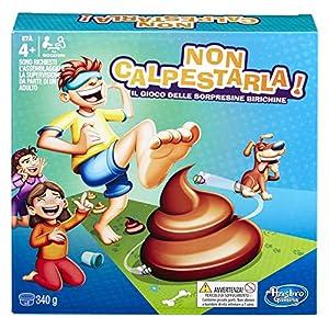 Hasbro Gaming no calpestarla., Juegos de Caja