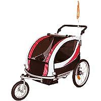 Tiggo Remolque de Bici para Niños Remolque de Bici Remolque de bicileta 802-D01 JBT03N