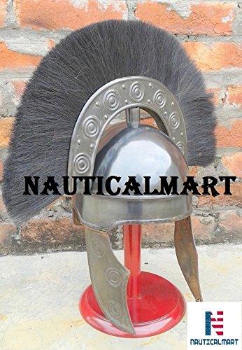 Nautisches Mart Roman Armour Kostüm Mittelalter Antik Rom HBO Armour Helm ~ Sammlerstücke römischen Helm Armor