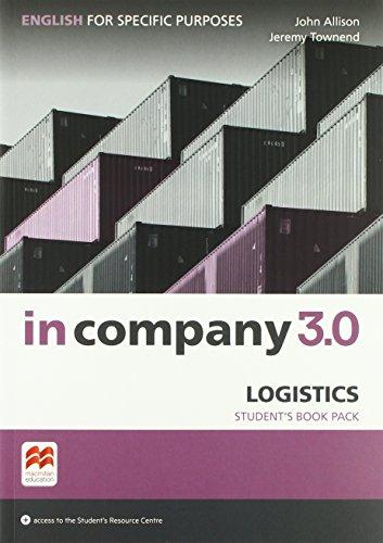IN COMPANY 3.0 ESP Logistics Sb Pk