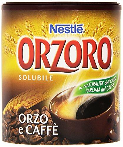 Nestlé Orzoro Orzo e Caffè Orzo Solubile e Caffè, (Espresso Latte Art)