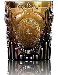 PAÑPURI Bougie 100% naturelle Southern Belle, Senteur ambrée et gourmande 300 g