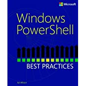 Windows PowerShell Best Practices 1st edition by Wilson, Ed (2014) Taschenbuch