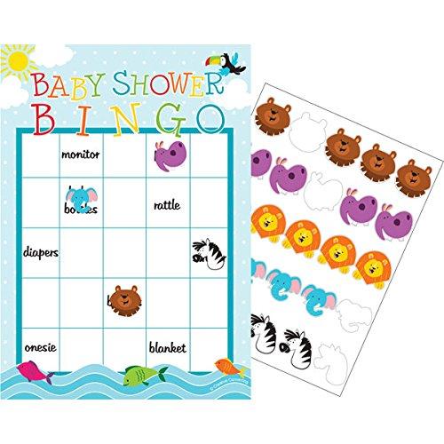 Noah's Ark Bingo Game