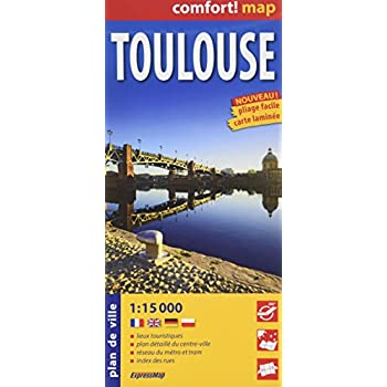 Toulouse : 1/15 000