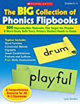 Build word-decoding skills with this comprehensive collection of reproducible flipbooks that reinforces sound-blending, word families, vowel combinations, initial and final consonant blends, digraphs, prefixes, suffixes, and more. Extension activitie...