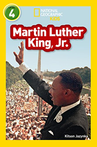 Martin Luther King, Jr: Level 4 (National Geographic Readers)