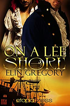 On a Lee Shore by [Gregory, Elin]