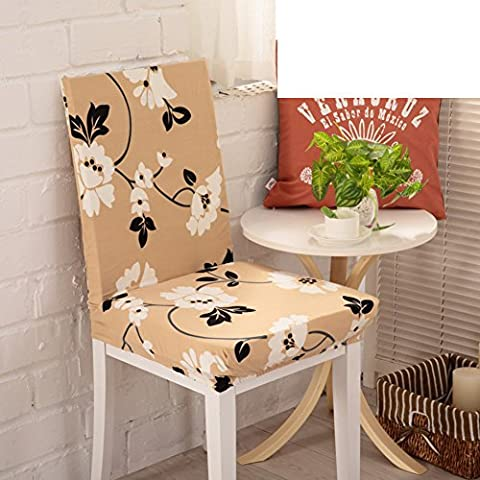 Tramo cubierta del ordenador/Cuerpo simple cubiertas de la silla/ Silla de la oficina/ taburete/ de detrás de sillas/ Cubierta de la silla de Hotel-H