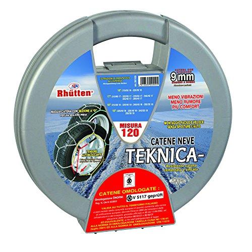 CATENE-NEVE-ROMBO-9-MM-TEKNICA-120