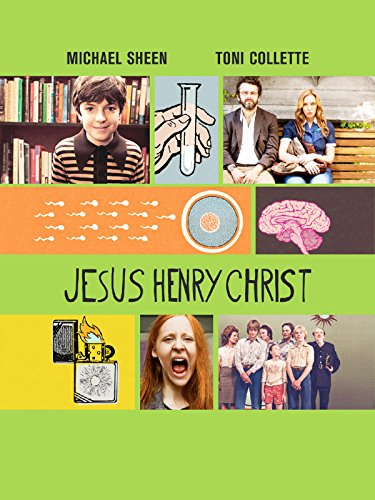 Jesus Henry Christ Cover