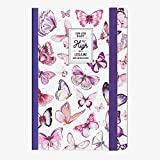 Legami Agenda 18 Mesi Settimanale Fotografica Medium Con Notebook 18 Mesi 2018/2019 - Butterfly