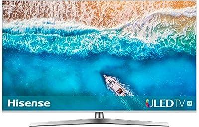 "Televisor Uled Hisense 50u7b - 50""/127cm Uhd 4k 3840*2160 - Hdr10+/hlg - Dvb-t2/t/c/s2/s - Smart Tv - Audio 2*10w - 4*hdmi - 2*usb - Wifi - Modo Hotel"