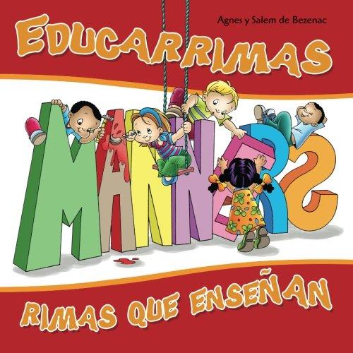 Educarrimas: Rimas que enseñan por Agnes de Bezenac