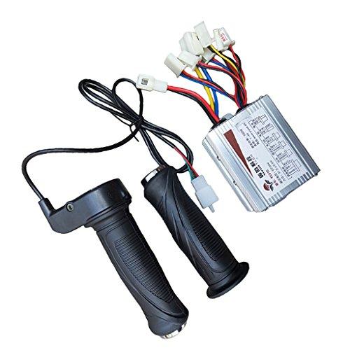 CUTICATE Elektroroller Motor Controller Box Keys Bürstengeschwindigkeit Outdoro Scooter Zubehör - # 4 36v 500w
