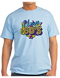 CafePress Love The 80S - 100% Cotton T-Shirt