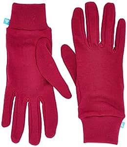 Odlo gants chauds pour femme Violet Rouge/marron XXS
