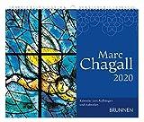 Marc Chagall Kunstkalender 2020