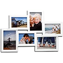 suchergebnis auf f r bilderrahmen mehrere bilder wei. Black Bedroom Furniture Sets. Home Design Ideas