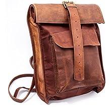 4de9ac095e2ef Suchergebnis auf Amazon.de für  Echt Leder Rucksack