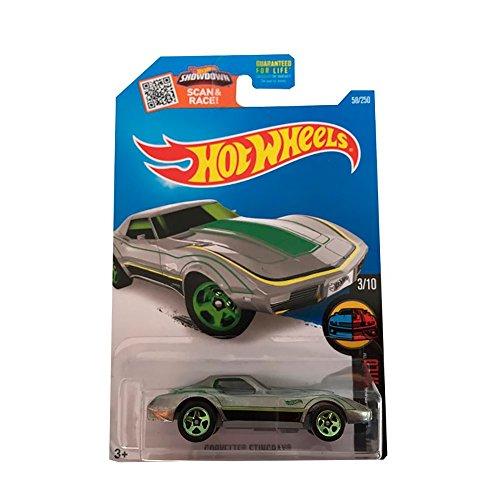 Hot Wheels Corvette Stingray Zamac