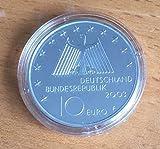 10-Euro-Münze: Ruhrgebiet; 2003 (Spiegelglanz)